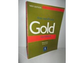 First Certificate Gold Coursebook