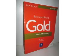 First Certificate Gold Exam Maximiser, with Key