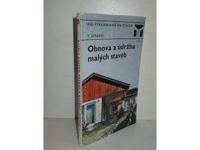 Obnova a údržba malých staveb (1976)