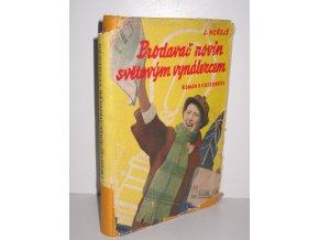 Prodavač novin světovým vynálezcem : Román o Edisonovi