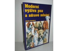 Moderní výživa psa a zdravé mlsání
