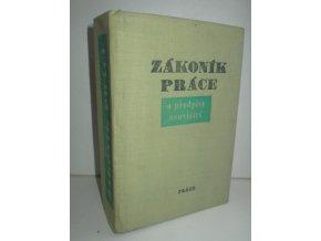 Zákoník práce a předpisy souvisící (1975)