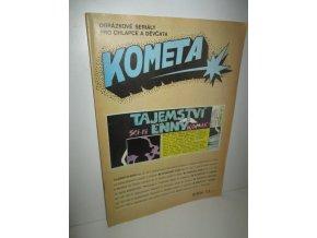 Kometa: obrázkové seriály pro chlapce a děvčata