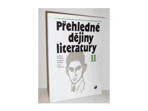 Přehledné dějiny literatury. Díl 2, Dějiny české a slovenské literatury s přehledem vývojových tendencí světové literatury od první světové války do r. 1945