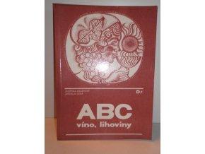 ABC - víno, lihoviny