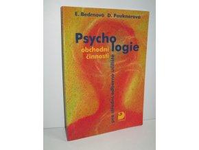 Psychologie obchodní činnosti : pro střední odborná učiliště