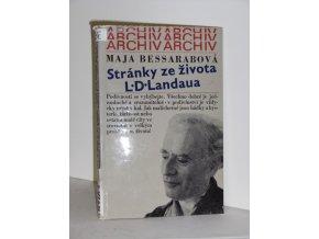 Stránky ze života L. D. Landaua