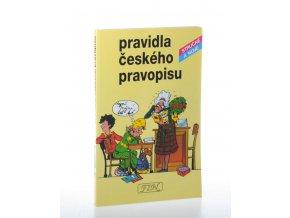 Pravidla českého pravopisu stručně a nově (1992)