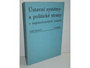 Ústavní systémy a politické strany v kapitalistických státech