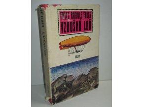 Vzdušná loď : biografické odkazy k fantaziím mého dědečka