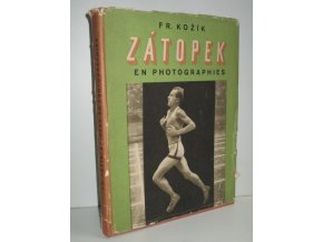 Emile Zátopek en photographies