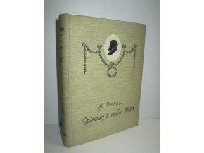 Episody z roku 1848 : Studie a črty (1910)