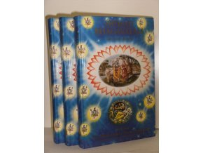Śrīmad Bhāgavatam : s původními sanskrtskými texty, přepisem do latinského písma, českými synonymy, překlady a podrobnými výklady. Zpěv první, 3 svazky