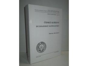 České kořeny bulharské matematiky