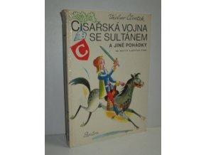 Císařská vojna se sultánem a jiné pohádky na motivy lidových písní (1975)