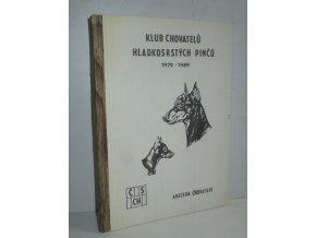 Klub chovatelů Hladkosrstých pinčů: Abeceda chovatele (1979-1989)