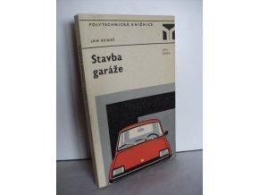 Stavba garáže (1974)