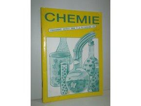 Chemie : pracovní sešit pro 7. a 8. ročník ZŠ