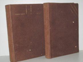 Egyptská princezna : historický román. Díl prvý i druhý (2sv.) (1929)