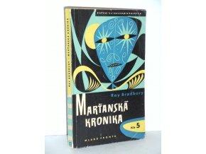 Marťanská kronika (1959)