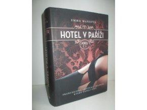 Hotel v Paříži : pokoj č.1