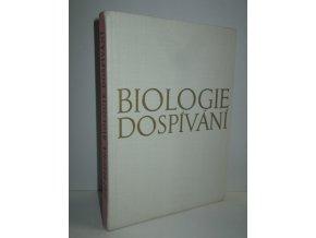Biologie dospívání