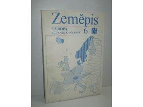 Doplněk k učebnici Zeměpis pro 6. ročník základní školy : Evropa : učební text