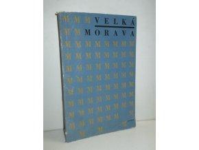 Výstava Velká Morava - 1100 let tradice státního a kulturního života : Praha-Hrad, Vladislavský sál, 1964