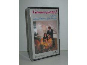 Carmen party 1: tentokrát s Jiřím Šlitrem a Jiřím Suchým