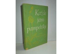 Každé jaro pampelišky : román (1957)