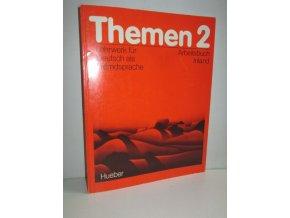 Themen : Lehrwerk für Deutsch als Fremdsprache. 2, Arbeitsbuch