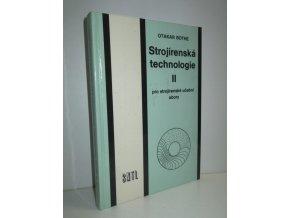 Strojírenská technologie II pro strojírenské učební obory