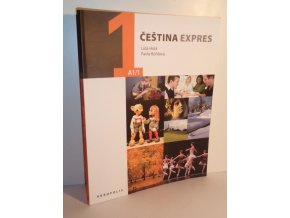 Čeština expres 1 : úroveň A1/1 + CD