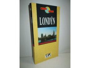Londýn : mapy, adresy, doprava, informace