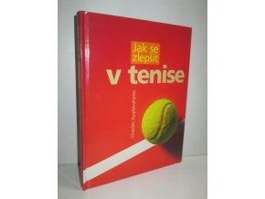 Jak se zlepšit v tenise