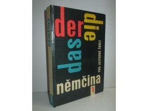 Němčina pro jazykové školy 1 (1968)