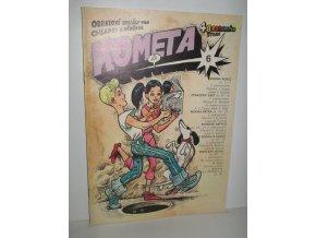 Kometa 6- obrázkové seriály pro chlapce a děvčata