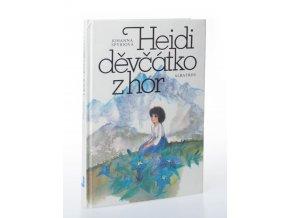 Heidi Děvčátko z Hor (1989)