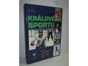 Králové sportu : nejlepší sportovci roku 1959-2008