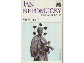 Jan Nepomucký, česká legenda