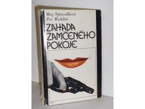 Záhada zamčeného pokoje : Román o zločinu (1976)
