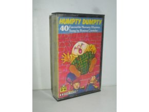 Humpty Dumpty : 40 Favourite Nursery Rhymes