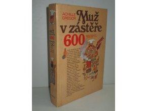 Muž v zástěře aneb literární kuchtění čili faire sa cuisine littéraire : 600 receptů (1988)