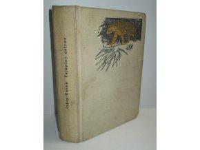 Tajuplný ostrov : mimočítanková četba pro odborná učiliště a učňovské školy (1965)