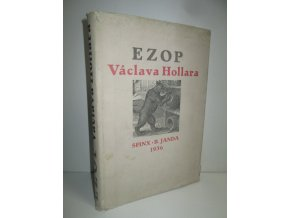 Ezop Václava Hollara (1936)