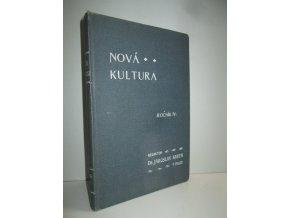Nová kultura, ročník IV. čís.1-10
