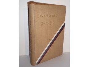 První : román z italských legií
