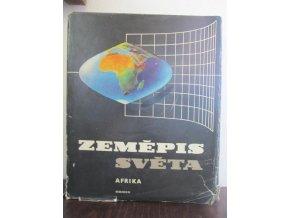 Zeměpis světa. Sv. 4, Afrika