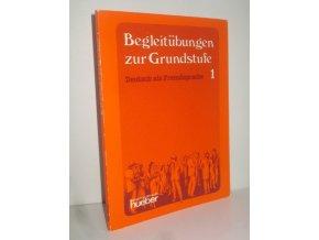 Begleitübungen zur Grundstufe : Deutsch als Fremdsprache. 2