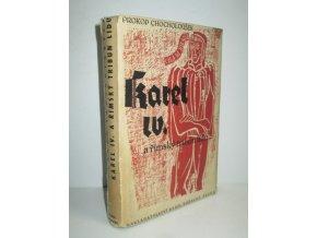 Karel IV. a římský tribun lidu (Cola di Rienzi) : historický román